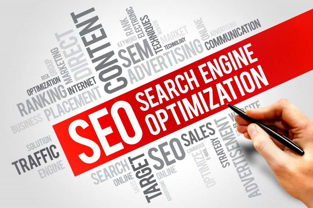 seo business concept