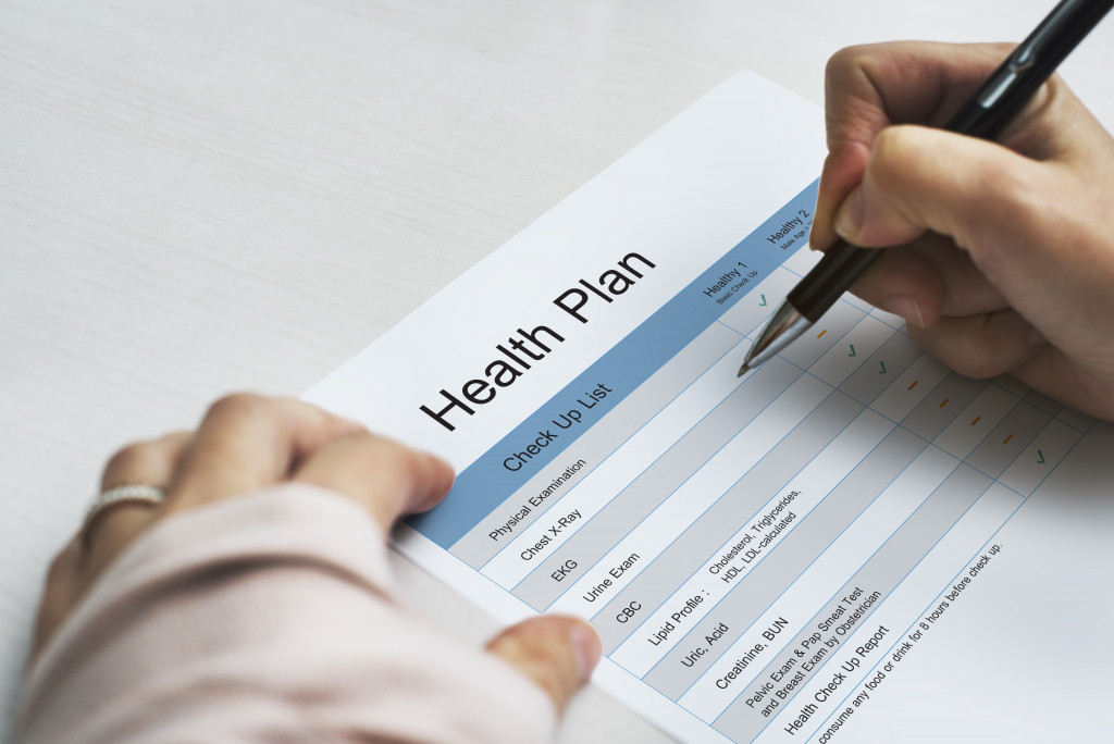 Health Check Up Lifestyle