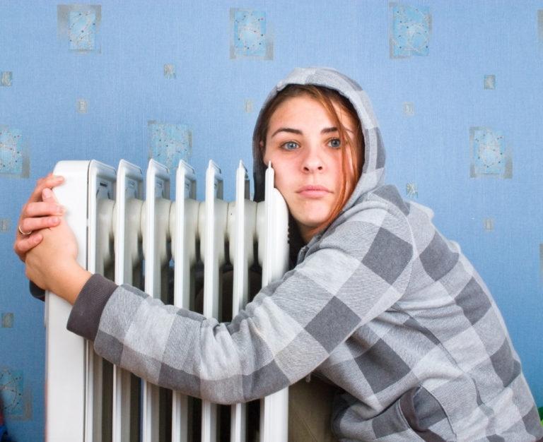 hugging heater